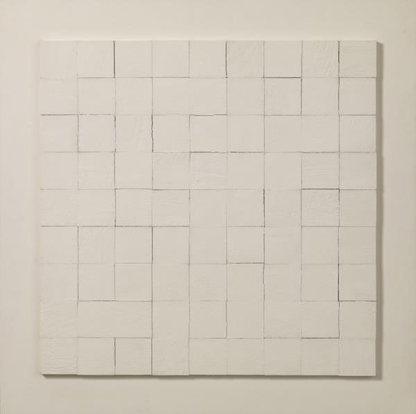 untitled (homogeneous structure)], 1965