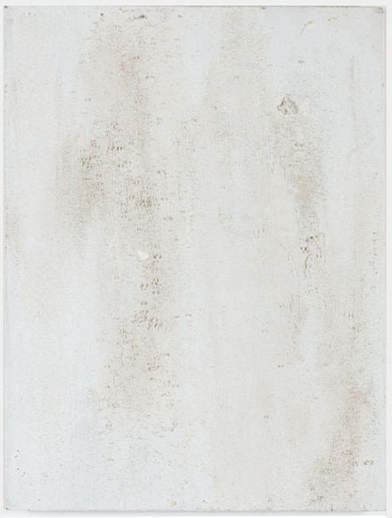 untitled (white painting), 1960